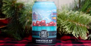 Great Lakes Brewing 2020 Christmas Ale