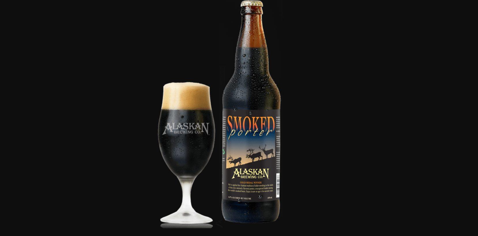 Columbian Exchange Alaskan Smoked Porter