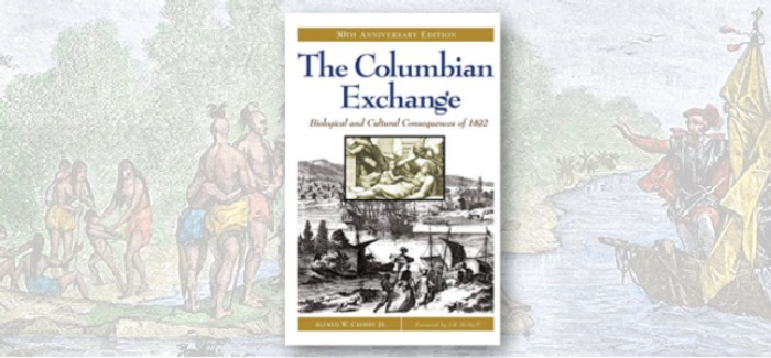 Beer & Book Showcase | The Columbian Exchange: Biological and Cultural Consequences of 1492