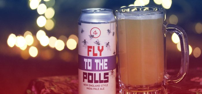 4 Noses Brewing Company | Fly to the Polls