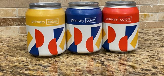 Primary Colors Releases First Set of Blended Beers to Market