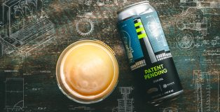 Patent Pending by Backstack Brewing