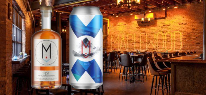 Maplewood Brewing & Distilling | Festbier & Fest Whiskey