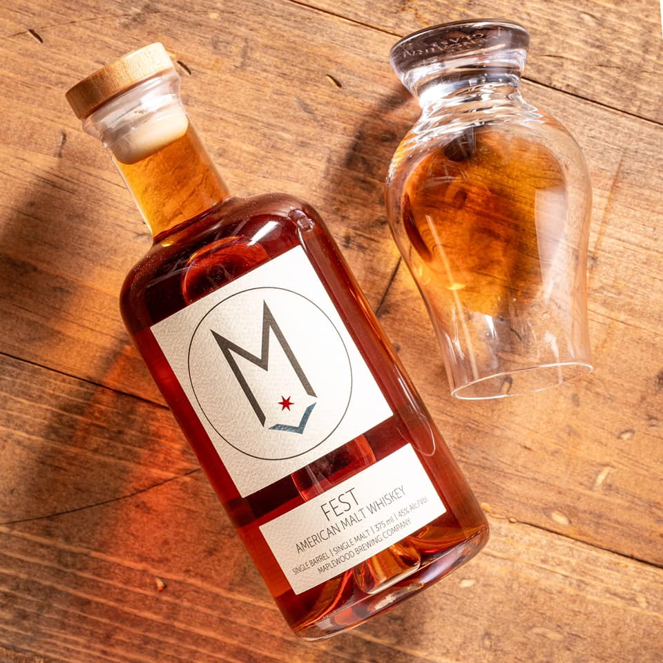 Maplewood Fest Whiskey