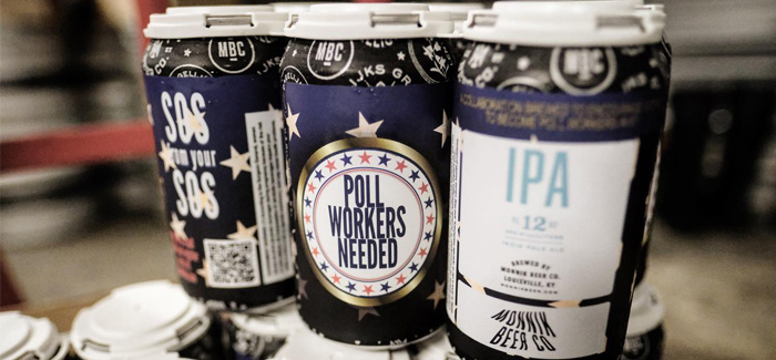 Kentucky Craft Beer Recruiting Poll Workers