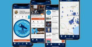 TX Brewery Explorer App