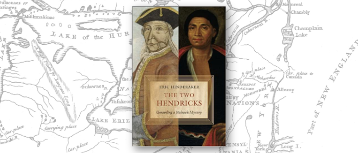 Beer & Book Showcase | The Two Hendricks: Unraveling a Mohawk Mystery