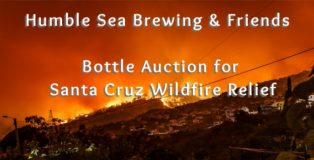 Rare Beer Auction for Santa Cruz