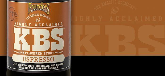 Founders Brewing Brings Back KBS Espresso