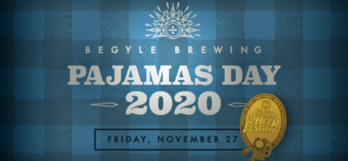 Begyle Brewing 2020 Barrel-Aged Imperial Pajamas Preview