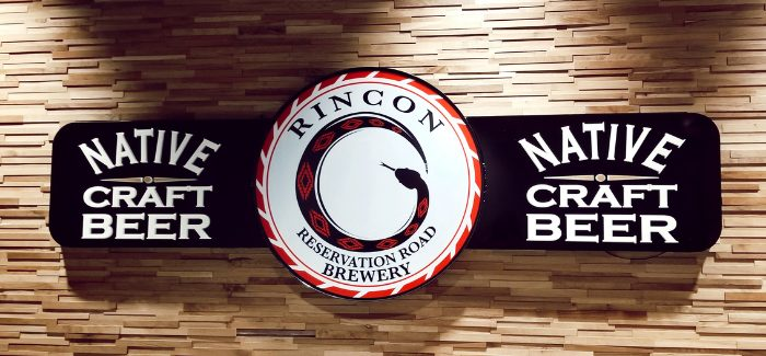 Brewery Showcase | Rincon Reservation Road Brewery