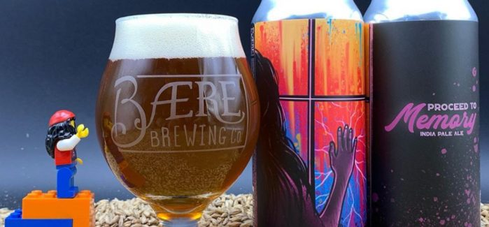 Baere Brewing Company | Proceed to Memory IPA
