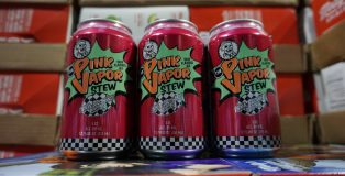 Ska Brewing Pink Vapor Stew