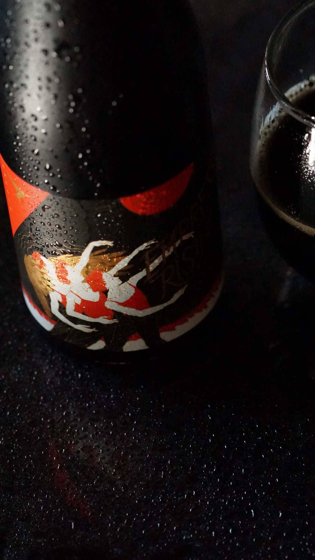 empress rising red wine stout