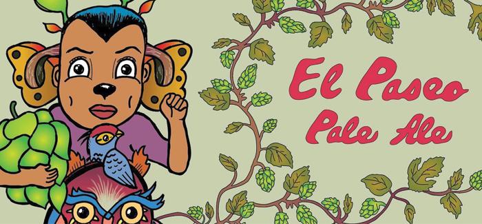 Lo Rez Brewing | El Paseo Pale Ale