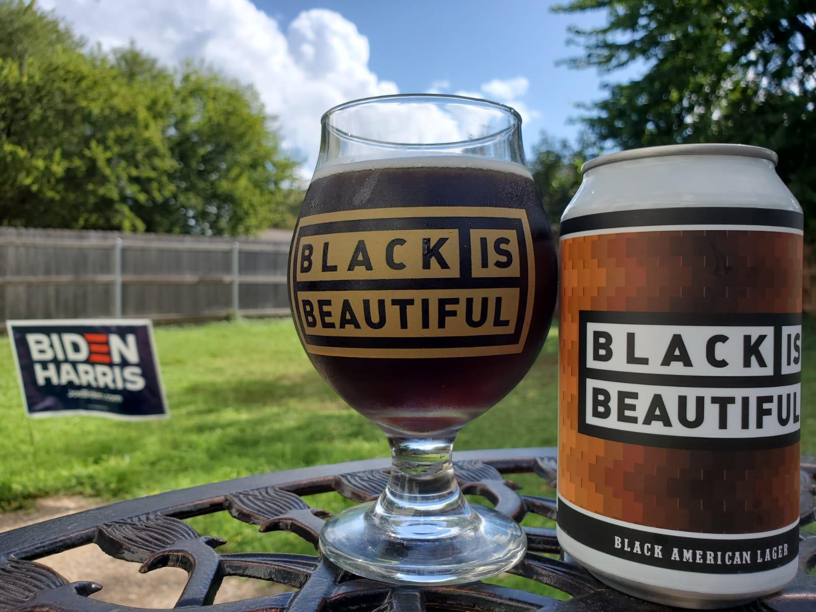 Live Oak Brewing Black Is Beautiful Black Lager