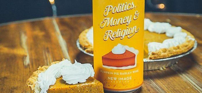 New Image Politics, Money, and Religion branding