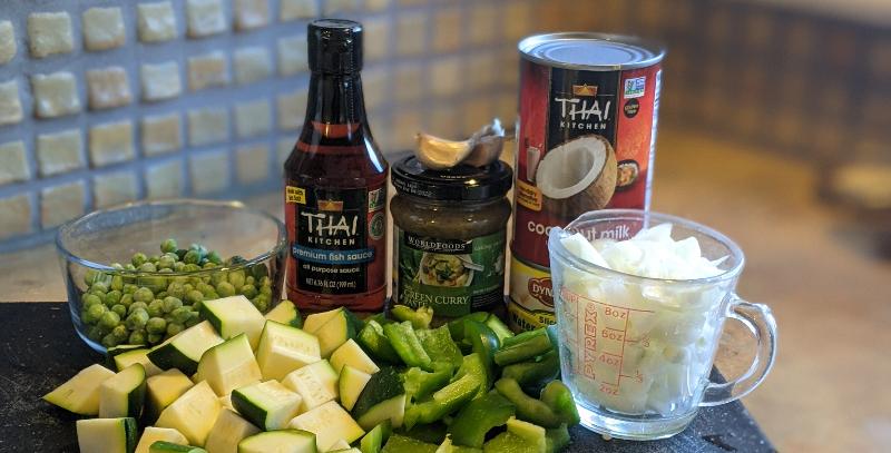 IPA Green Curry