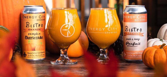 Energy City Brewing | Bistro Grande Pumpkin Cheesecake