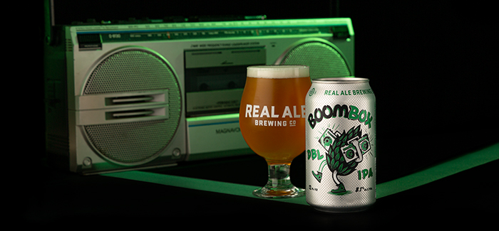 Real Ale Brewing Co. | Boombox Double IPA