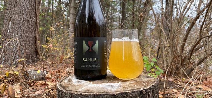 Indulgent Beer Series | Hill Farmstead Samuel