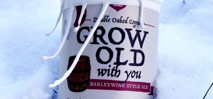 Verboten Grow Old branding