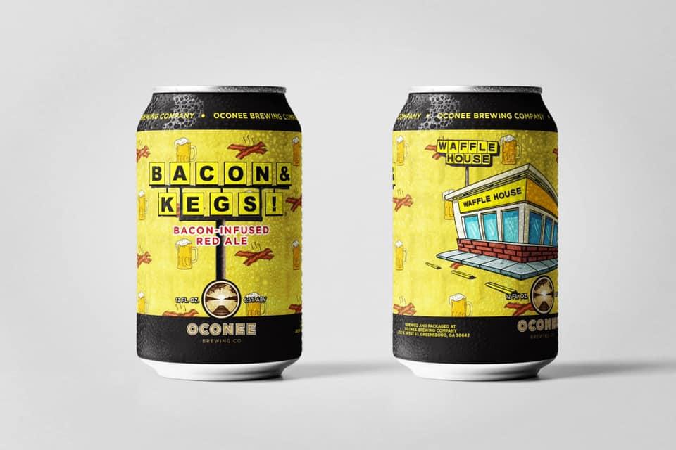 Waffle House Bacon & Kegs