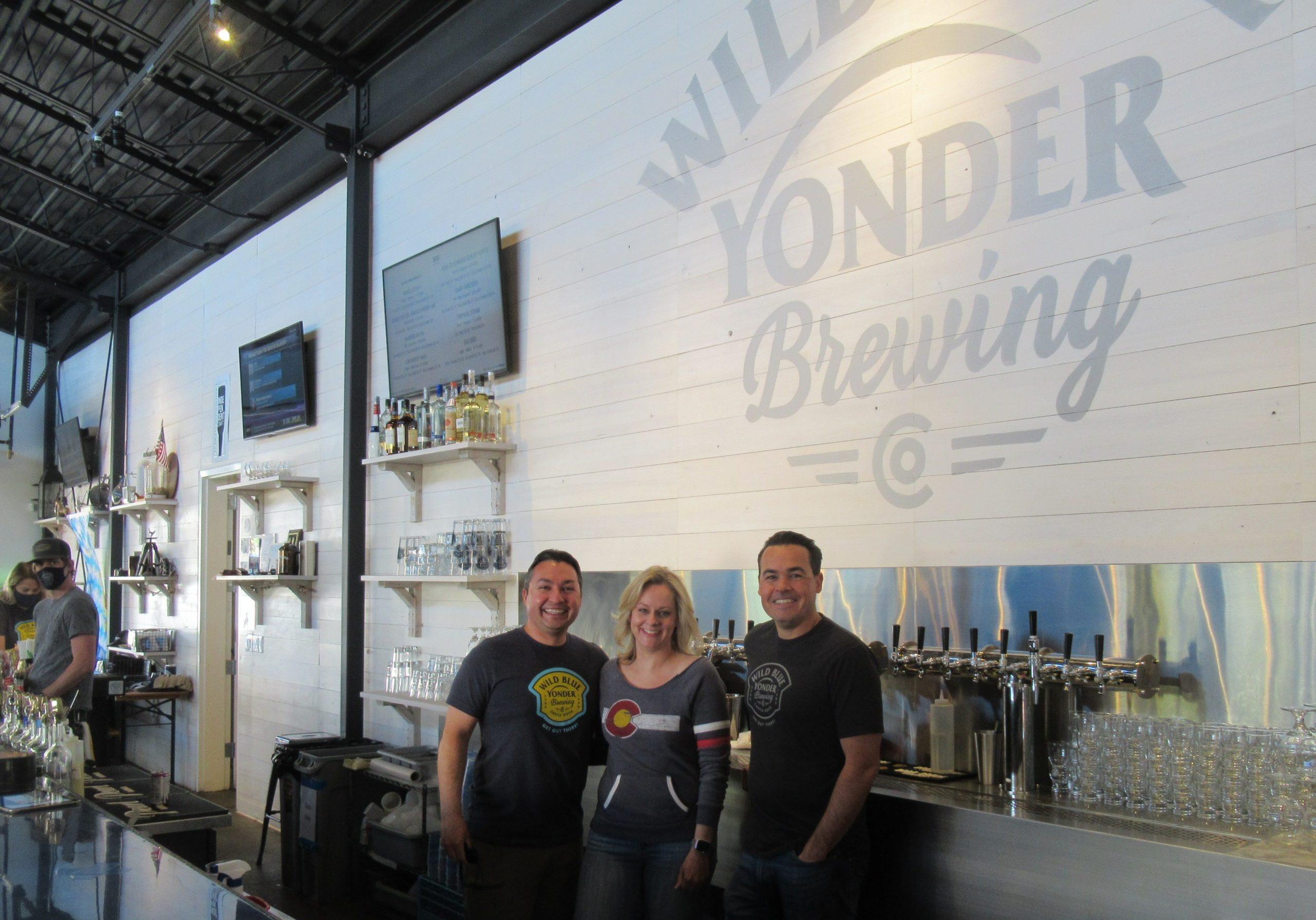 Wild Blue Yonder Brewing