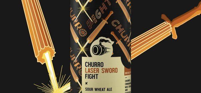 Weldwerks Churro branding