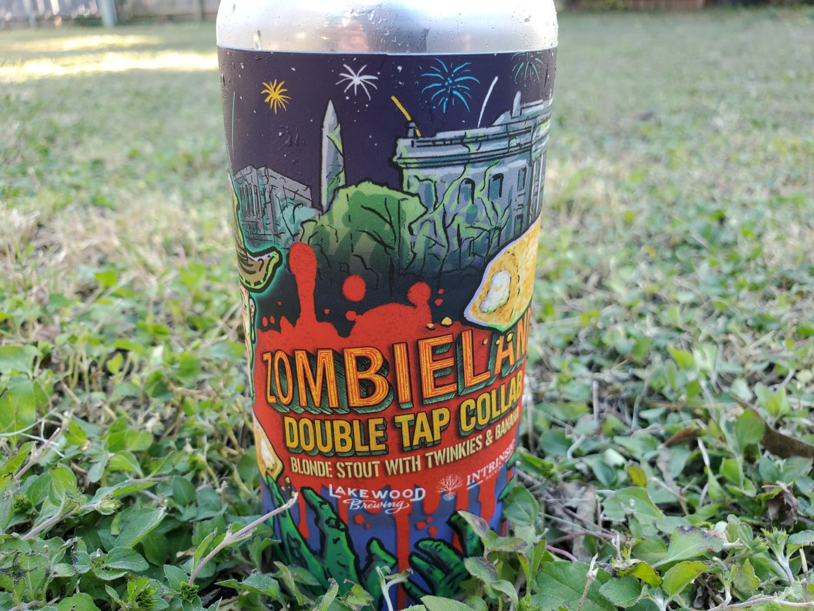 Zombieland Double Tap Blonde Stout