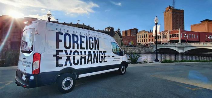 Indulgent Beer Series | Foreign Exchange Brewing Kittywampus Brunch