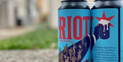 Revolution Brewing Riot