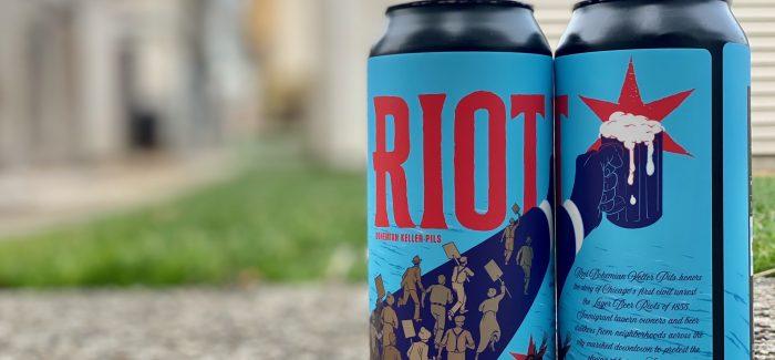 Revolution Brewing Riot
