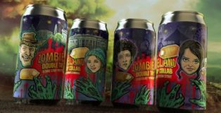 Lakewood & Intrinsic Zombieland Double Tap Stouts