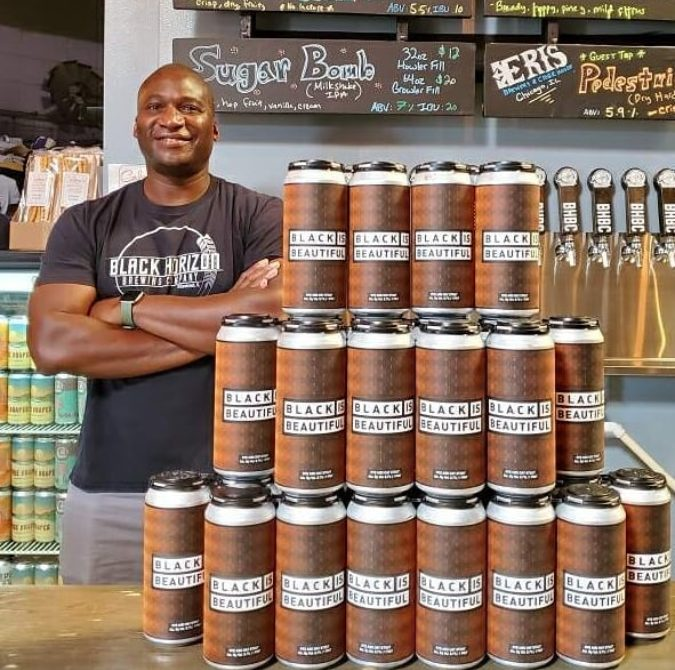 PorchDrinking Black Owned Breweries We Can Support: Black Horizon Brewing