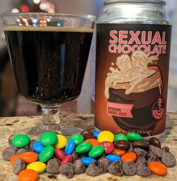 Sexual Chocolate Aaron