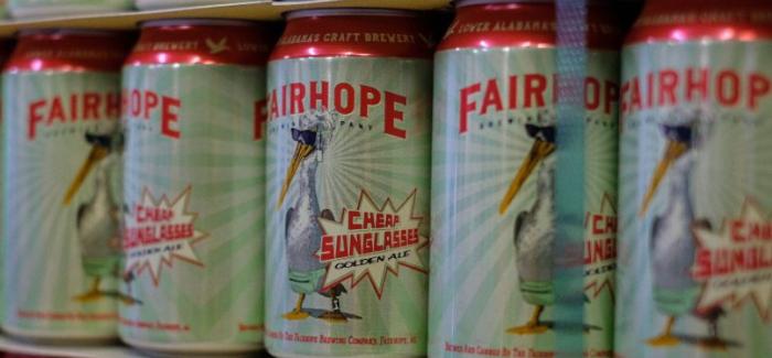 Fairhope Brewing Co. | Cheap Sunglasses Golden Ale