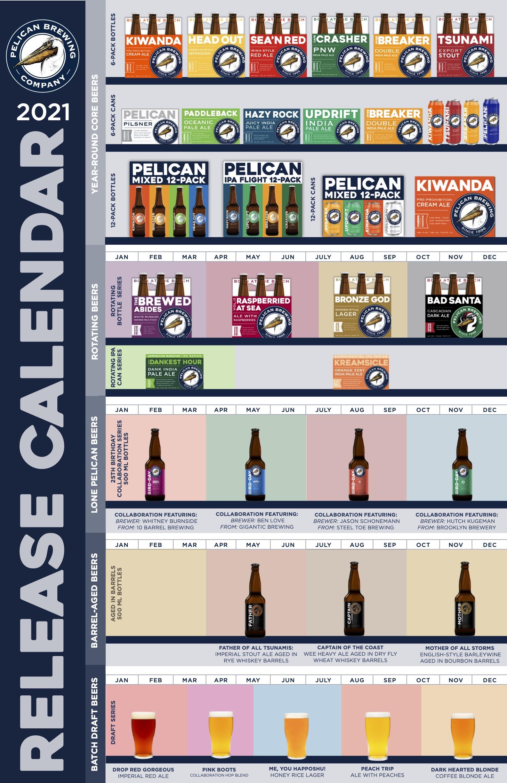 PorchDrinking 2021 Comprehensive Beer Release Roundup