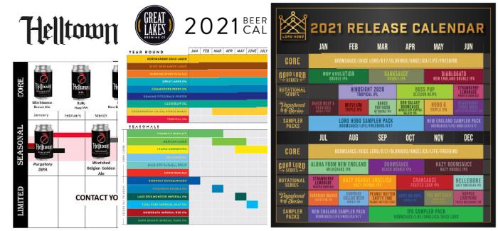 The PorchDrinking Comprehensive 2021 Beer Release Calendar Roundup
