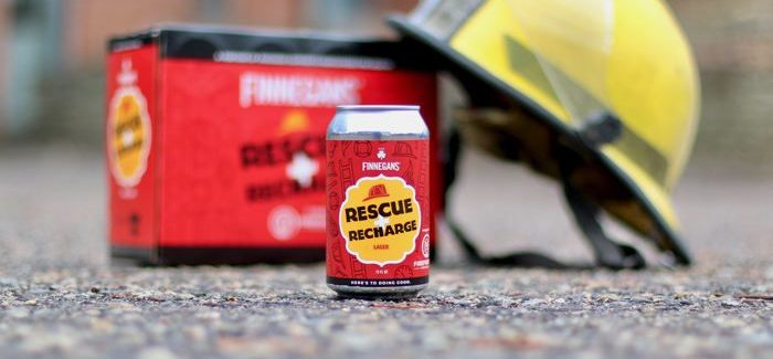 FINNEGANS Brew Co. | Rescue + Recharge American Lager