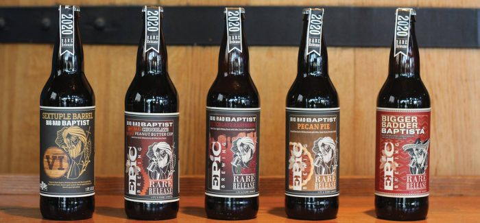 Strong BA Series | Epic Brewing Sextuple Barrel Big Bad Baptist Imperial Stout