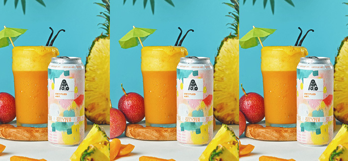 Untitled Art   Tropical Smoothie Seltzer