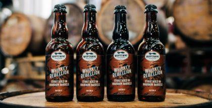 Warped Wing Whiskey Rebellion