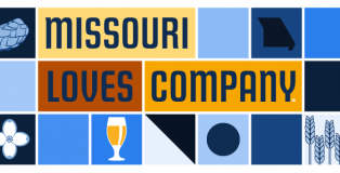 Missouri Brewers Guild - Missouri Loves Company Label