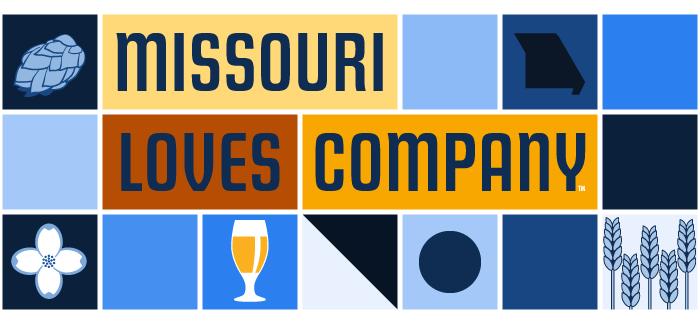 Missouri Brewers Guild - Missouri Loves Company Label
