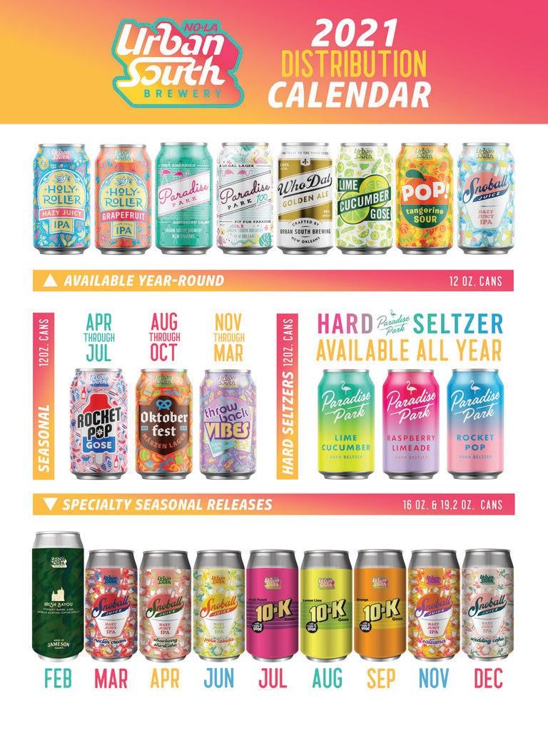 PorchDrinking Comprehensive 2021 Beer Release Calendar Roundup