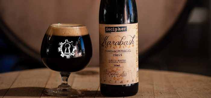 Decipher Brewing | BBA Karabash Russian Imperial Stout