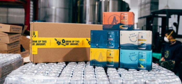 New Non-Alcoholic Brews for Dry January We're Buzzing About