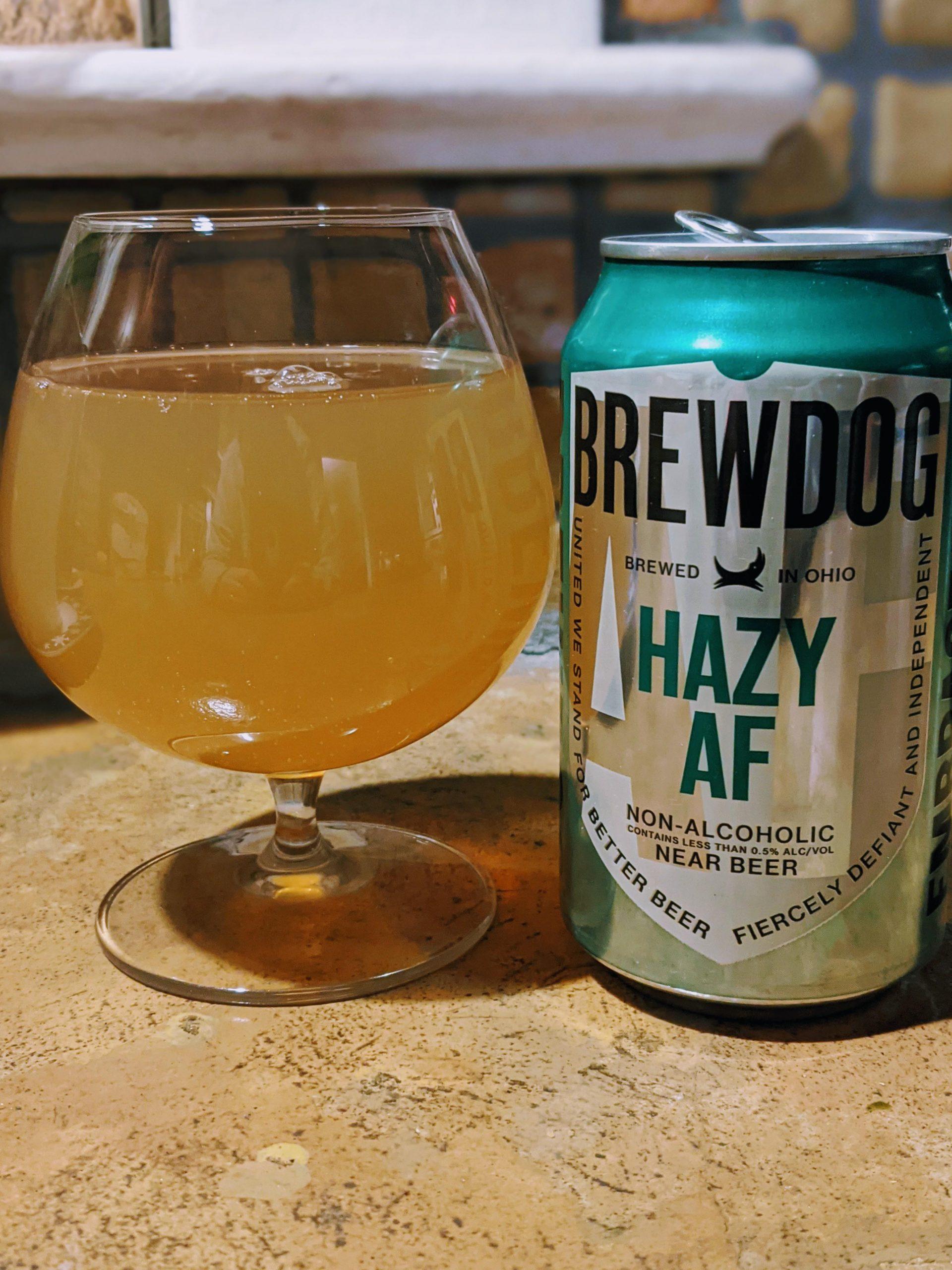 Hay AF Brew Dog