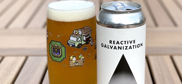Ology Reactive Galvanization